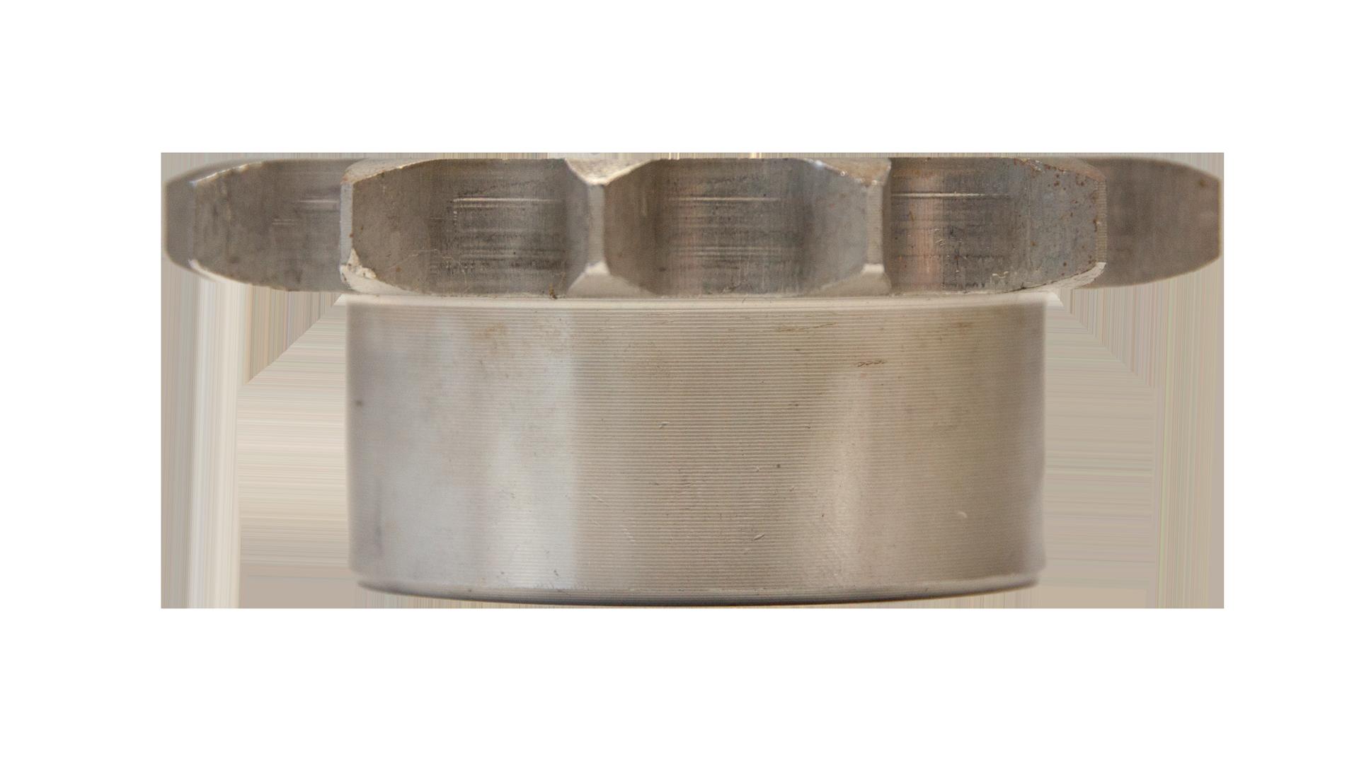 Einfach-Kettenrad (Simplex), vorgebohrt 12B mit 13 Zähnen (2)