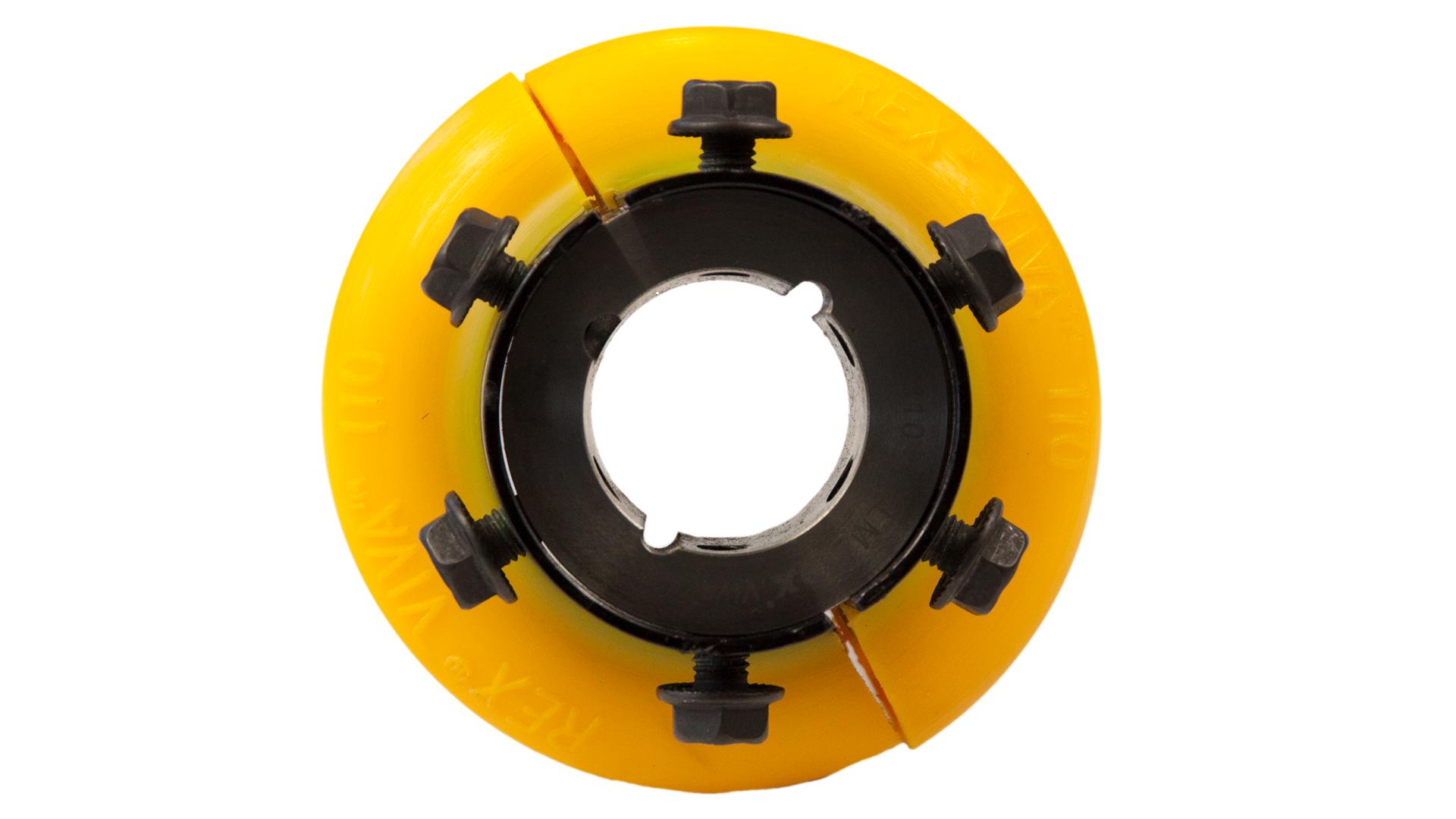 Rexnord, Omega Elastomerkupplung mit Taperlock Bohrung (2)